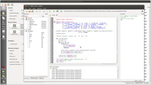 PythonLab - script editation